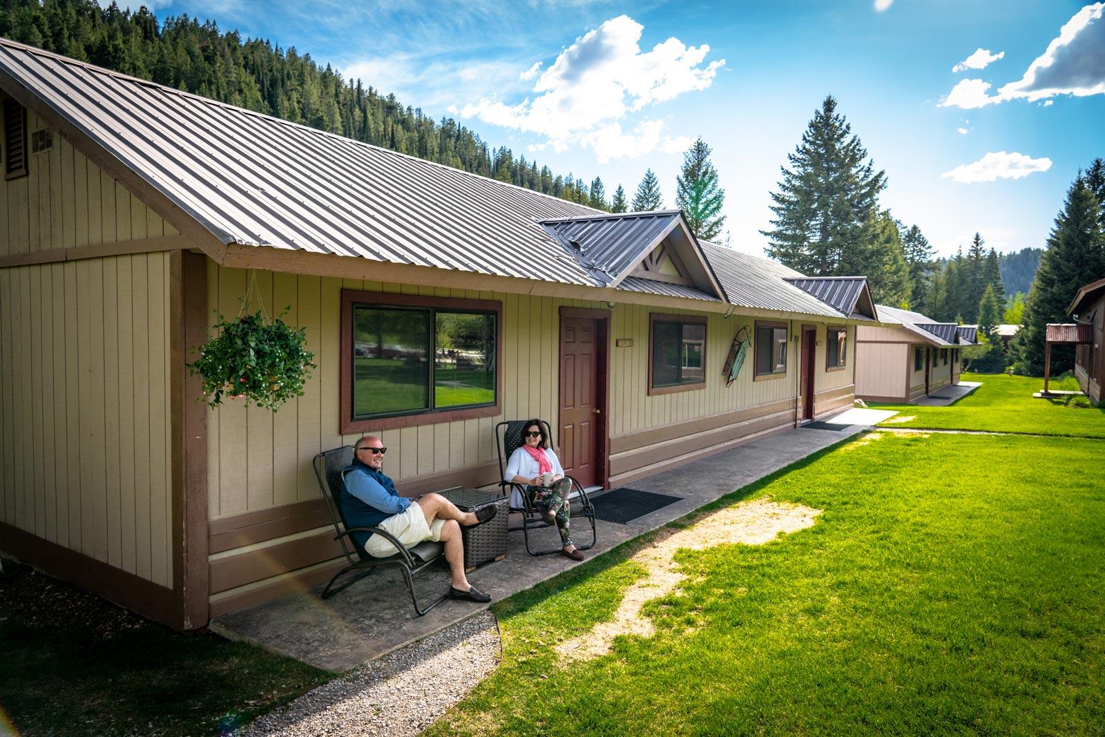 Exterior - Jackson Hole Cabins
